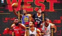 All Star Game, i quintetti Ovest senza Westbrook