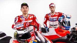 Ducati, carica Lorenzo ''Obiettivo Mondiale''   ft