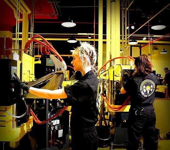 Jack White apre un impianto ecologico per la produzione dei vinili