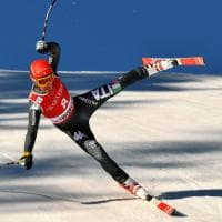 Sci, acrobazie e podio per Innerhofer a Kitzbuehel