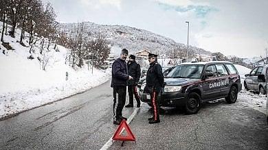 Trovati morti i tre dispersi in Abruzzo Rischio valanghe, evacuate 12 famiglie