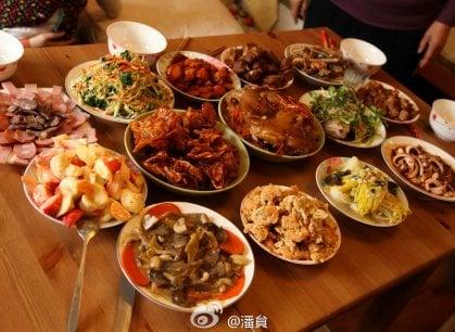 Dalla Cina all'Italia, danze tradizionali e cibi benauguranti per il Capodanno cinese