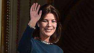 Carolina, principessa gentile 60 anni di eleganza reale
