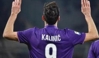 Fiorentina, Kalinic dice no alla Cina: ''Ho deciso, resto qui''