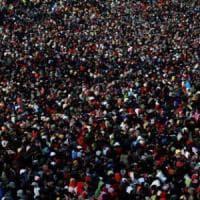 Guerra delle cifre sull'inauguration day: per Trump 900mila, per Obama furono