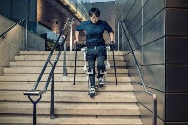 Hyundai Medical Exoskeleton, tornare a camminare grazie alla tecnologia