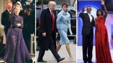 Michelle, Melania e le altre: chi sono gli stilisti che vestono le first ladies