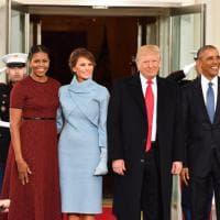 Trump presidente, il giorno del giuramento: il fotoracconto