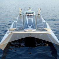 Energy Observer, il primo catamarano 100% green che farà il giro del mondo