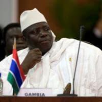 Gambia, si sblocca l'impasse: Jammeh annuncia che lascerà il potere
