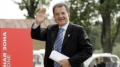 """Prodi: """"L'Ulivo non è irripetibile   video   Necessario unirsi su idea cambiamento"""""""