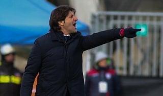 """Cagliari, Rastelli: """"Intensità e pressing per battere la Roma"""""""