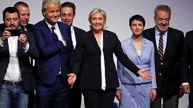 """Coblenza, l'internazionale del populismo  """"Dopo Trump è l'ora della fine della Ue"""""""