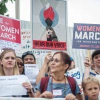 Marcia anti Trump, donne in piazza in tutto il mondo. A Washington sono 500 mila
