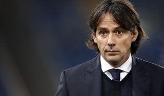 """Lazio, Inzaghi: """"Siamo in ballo, balliamo..."""""""