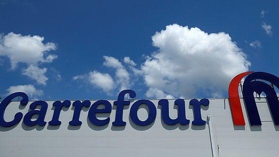 Carrefour annuncia 500 tagli e chiusure in Italia
