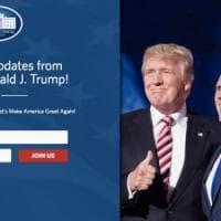 Usa, arriva il presidente Trump e il clima sparisce dal sito web della Casa