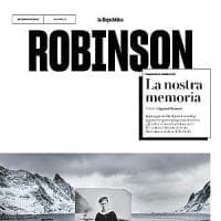 Robinson e il senso della memoria: nel nuovo numero un saggio inedito di