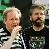 Gerry Adams, con Brexit salteranno accordi per pace Ulster
