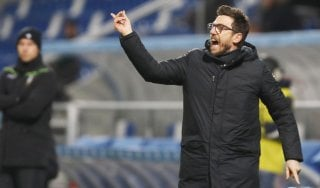 """Sassuolo, Di Francesco: """"Le voci di mercato non aiutano Defrel"""""""