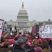 La marcia delle donne contro Trump: le manifestazioni in tutto il mondo - Fotoracconto