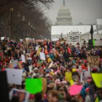 Marcia anti Trump, donne in piazza in tutto il mondo. A Washington in 500 mila