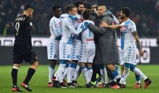 Milan-Napoli 1-2, Insigne e Callejon stendono i rossoneri