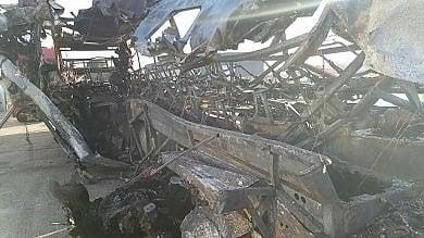Strage bus ungherese, 2 feriti ricoverati l'indagine appesa alla loro identificazione