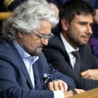 """Grillo: """"Politica internazionale ha bisogno di Trump e Putin: si aprono scenari di pace e..."""