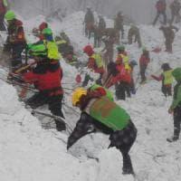 Rigopiano, soccorritori: