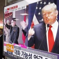 Trump irride la protesta in rosa: