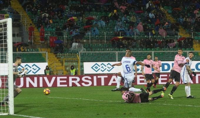 Ci pensa Joao Mario, l'Inter vince ancora   foto
