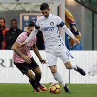 Le pagelle di Palermo-Inter: Posavec senza colpe, Gagliardini tuttofare