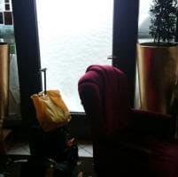 Rigopiano, le valigie pronte degli ospiti poco prima della valanga