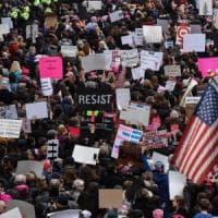 Usa, in strada per i diritti come negli anni '70: il cortocircuito della nuova America