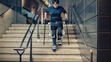 Hyundai Exoskeleton, tornare a camminare
