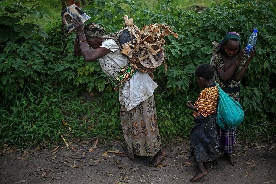 La battaglia dei piccoli uomini così i Bambuti lottano per la vita