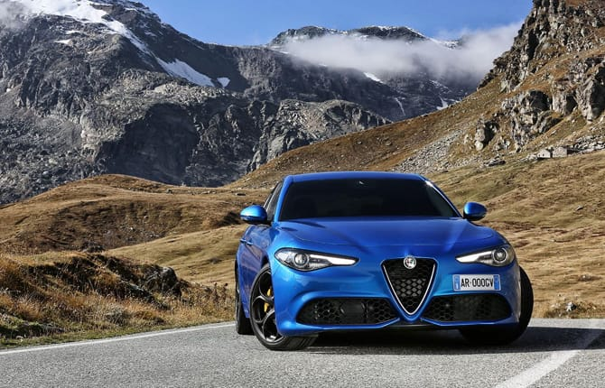 Gara dei Sogni, Alfa Romeo in pole