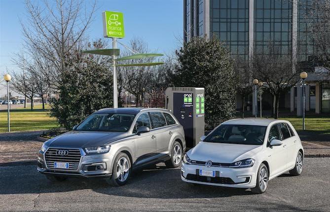 Volkswagen, Audi ed EVA+ insieme per la mobilità del futuro