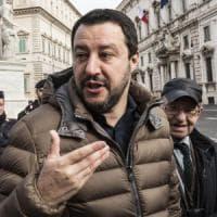 Prove d'intesa Lega-M5s, Salvini smentisce: