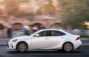 Nuova Lexus IS, ibridi si nasce