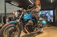 Moto Guzzi e Aprilia in evidenza al Motor Bike Expo
