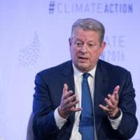 """Al Gore: """"Vedrete che Trump non potrà fermare la rivoluzione verde"""""""