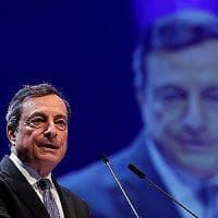 Draghi: Europa alla ricerca di una nuova stabilità politica