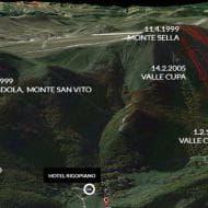 Abruzzo, tutte le valanghe dal 1957 al 2013
