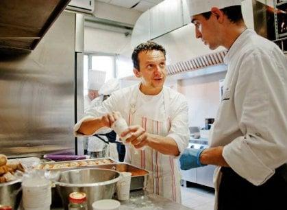 Fabrizio Mantovani, lo chef di provincia che ama le sfide impossibili
