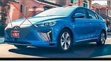 Cosa vede un'auto a guida autonoma? La prova Hyundai Ioniq