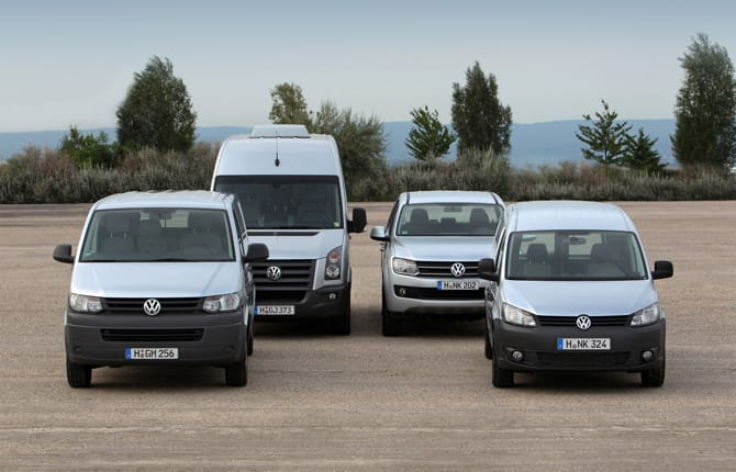 Volkswagen, non solo Golf