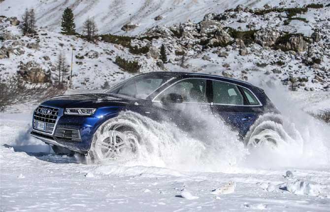 Audi e Alta Badia, ormai è amore vero