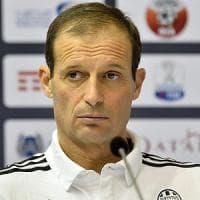 Juventus, Allegri tiene alta la tensione: